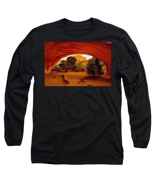 Navajo Arch Long Sleeve T-Shirt