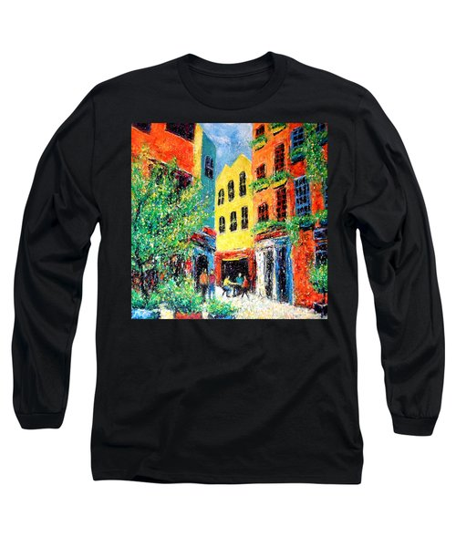 Neal's Yard London Long Sleeve T-Shirt