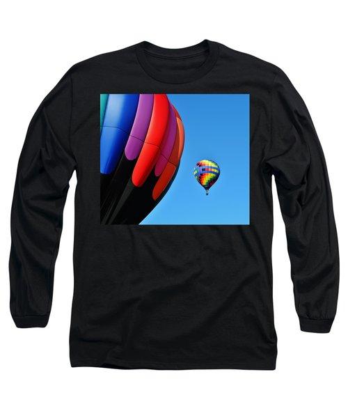 Near And Far Long Sleeve T-Shirt