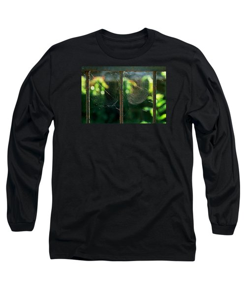 Long Sleeve T-Shirt featuring the photograph near Giverny by Dubi Roman