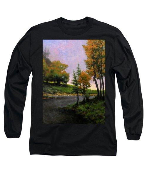 Near Woodland Long Sleeve T-Shirt