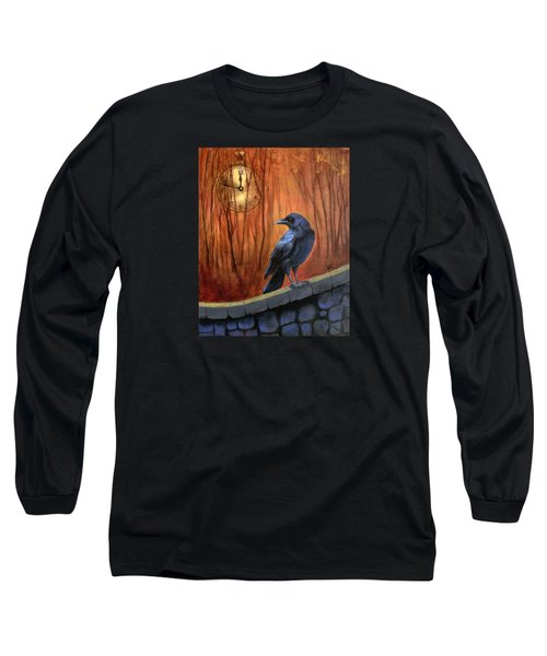 Nearing Midnight Long Sleeve T-Shirt
