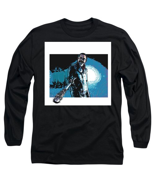 Negan Long Sleeve T-Shirt