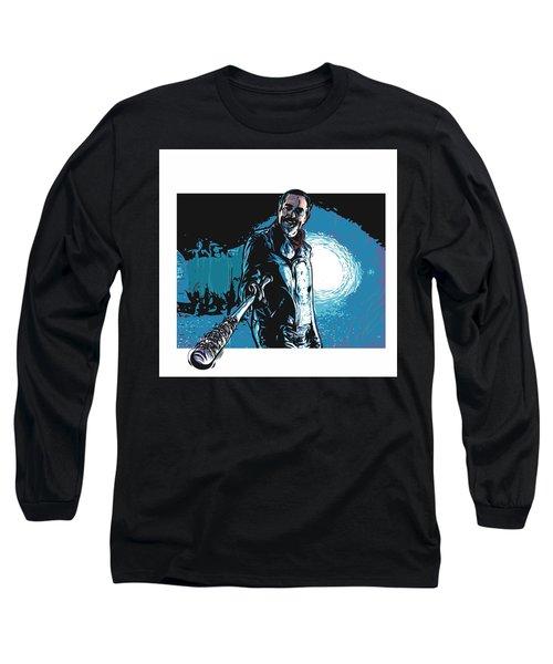Negan Long Sleeve T-Shirt