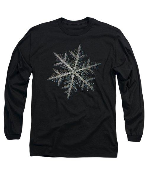 Neon, Black Version Long Sleeve T-Shirt