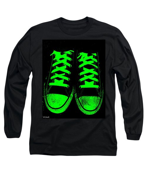 Neon Nights Long Sleeve T-Shirt