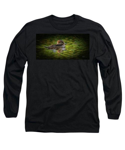 Neon Swim Long Sleeve T-Shirt