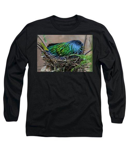 Nesting Long Sleeve T-Shirt