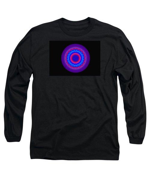 Neutral Density Mandala Long Sleeve T-Shirt