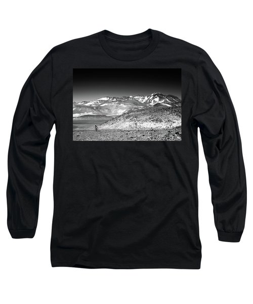 Nevado Ojos Del Salado Long Sleeve T-Shirt