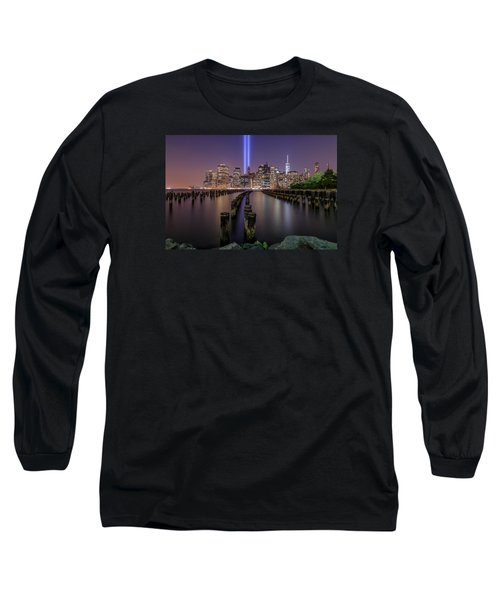 Long Sleeve T-Shirt featuring the photograph Never 4 Get  by Anthony Fields