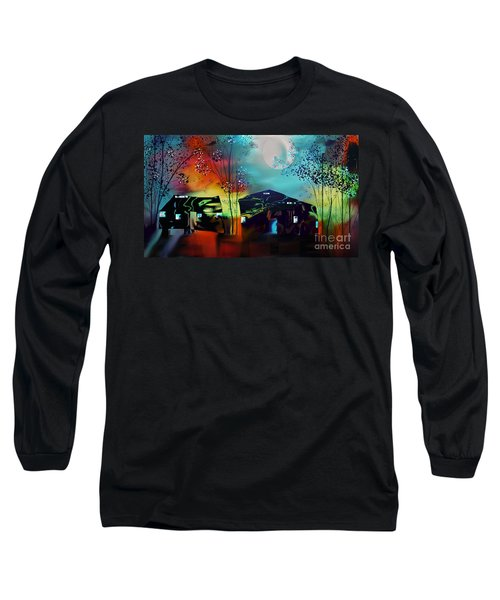 Never Alone  Long Sleeve T-Shirt