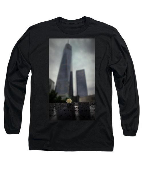 Never Forget Long Sleeve T-Shirt