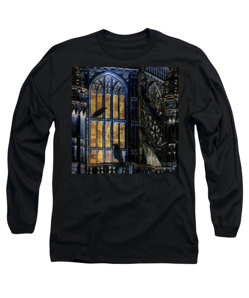 Nevermore Long Sleeve T-Shirt by LemonArt Photography