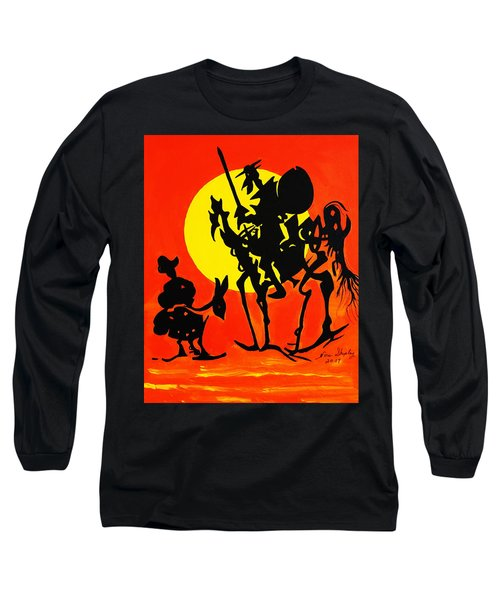 New Don Quixote Long Sleeve T-Shirt