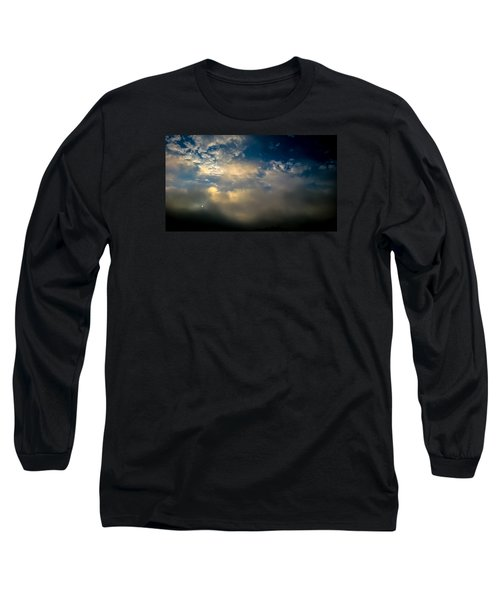 New Every Morning Long Sleeve T-Shirt by Carlee Ojeda