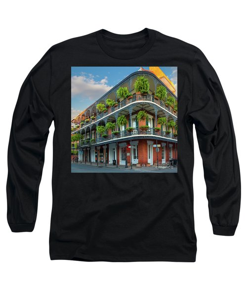 New Orleans House Long Sleeve T-Shirt