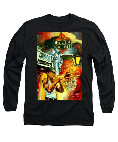 New Orleans' House Of Blues Long Sleeve T-Shirt