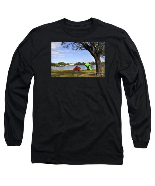 New Orleans Museum Of Art Long Sleeve T-Shirt