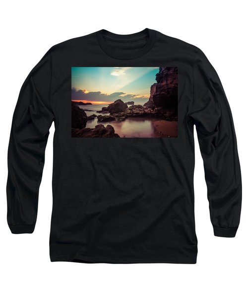New Vision Long Sleeve T-Shirt by Thierry Bouriat