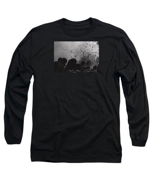 New Year 3 Long Sleeve T-Shirt