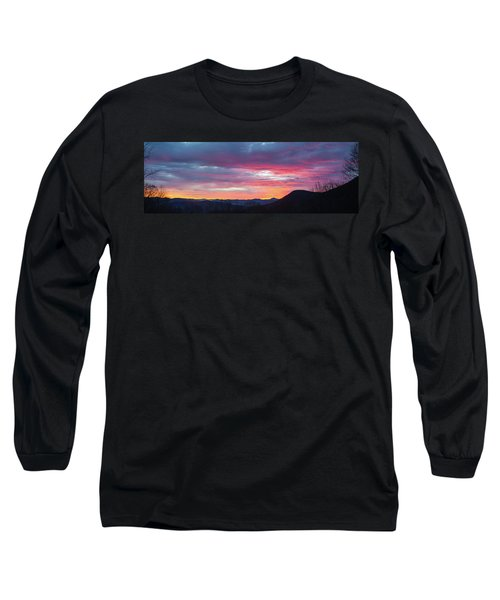 New Year Dawn - 2016 December 31 Long Sleeve T-Shirt