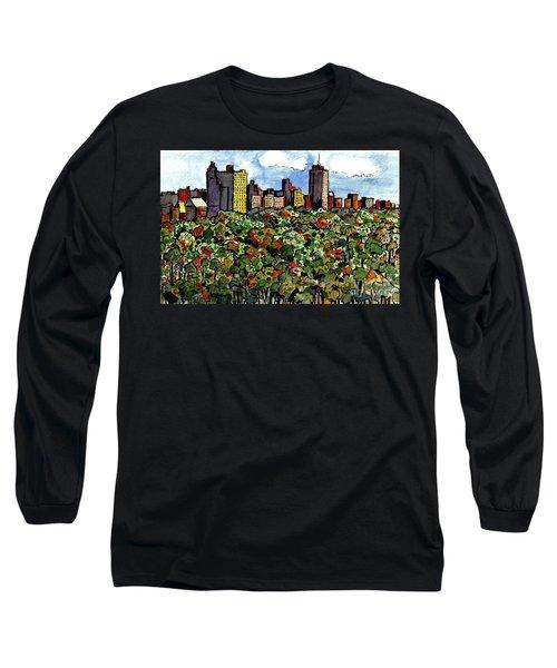 New York Central Park Long Sleeve T-Shirt