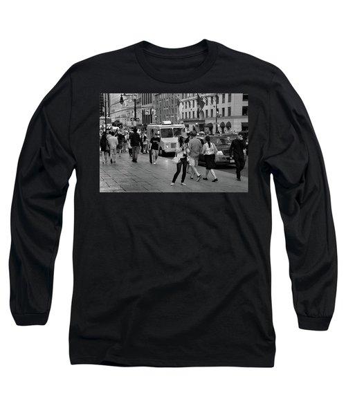 New York, New York 19 Long Sleeve T-Shirt
