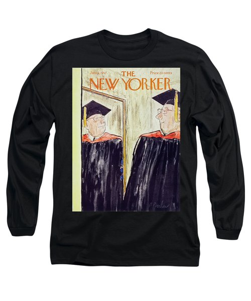 New Yorker June 1 1957 Long Sleeve T-Shirt