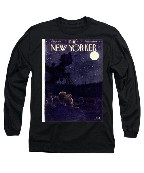 New Yorker May 13 1950 Long Sleeve T-Shirt
