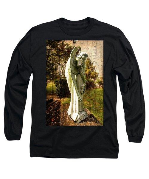 New Zealand Angel Long Sleeve T-Shirt