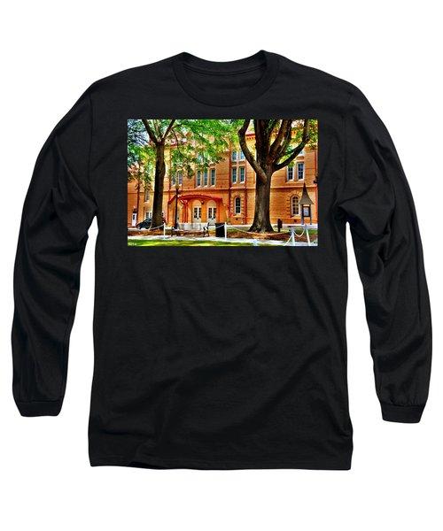 Newberry Opera House Newberry Sc Long Sleeve T-Shirt