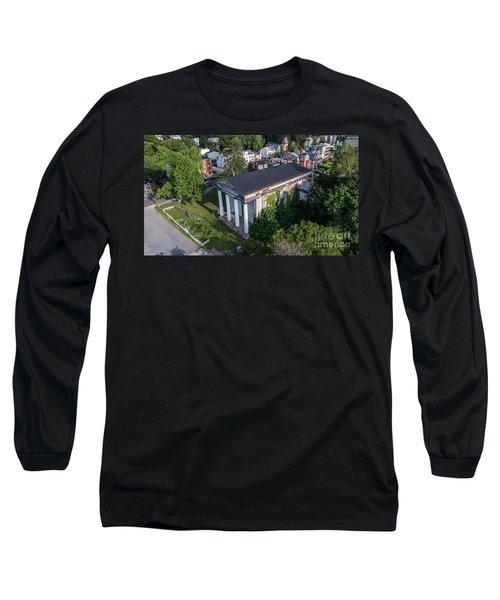 Newburghs Dutch Reformed Church Long Sleeve T-Shirt
