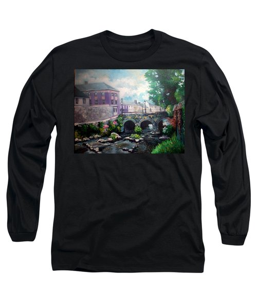 Newcastle West Co Limerick Long Sleeve T-Shirt