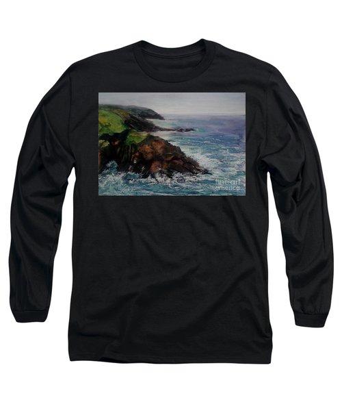 Newlyn Cliffs 2 Long Sleeve T-Shirt