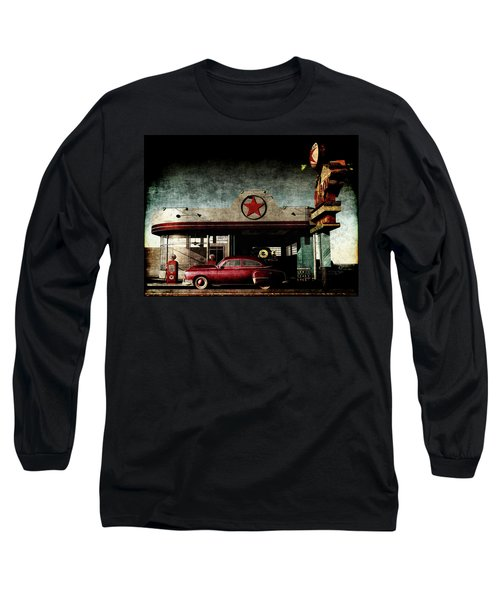Next Service 100 Miles Long Sleeve T-Shirt