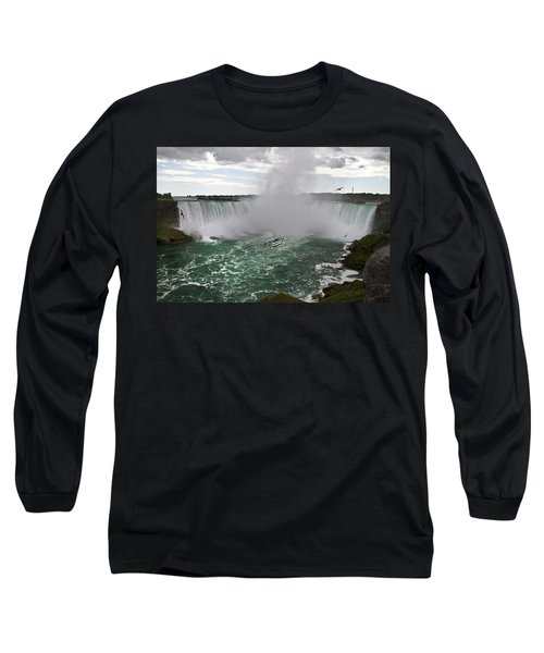 Niagara Falls Long Sleeve T-Shirt