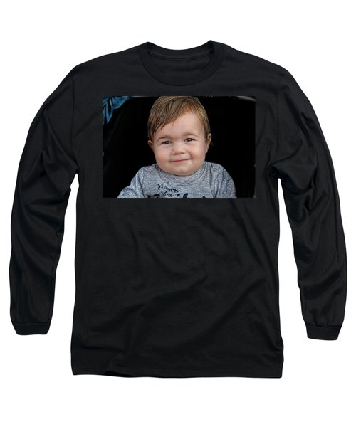 Nicolas - No H Long Sleeve T-Shirt