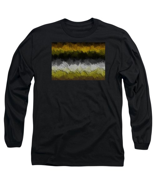 Long Sleeve T-Shirt featuring the digital art Nidanaax-flat by Jeff Iverson