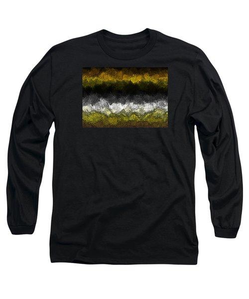 Nidanaax-glossy Long Sleeve T-Shirt