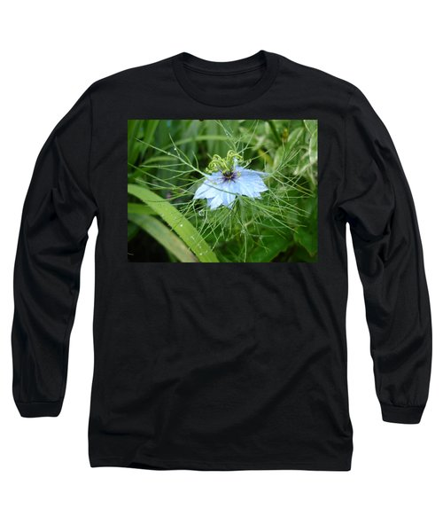 Nigella In Spring Rain Long Sleeve T-Shirt