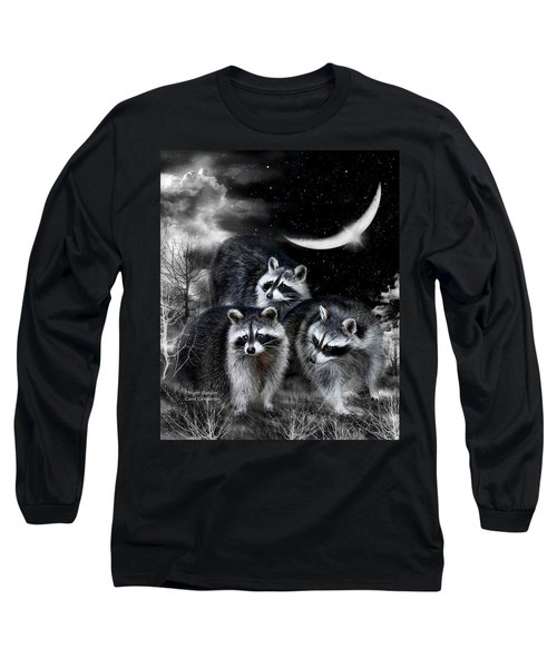 Night Bandits Long Sleeve T-Shirt