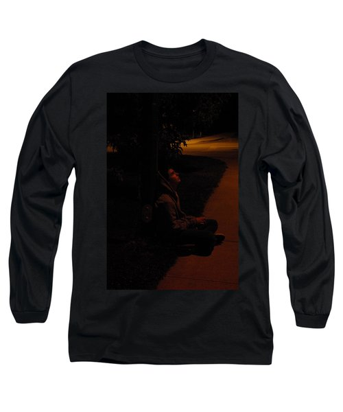 Night Boy Long Sleeve T-Shirt