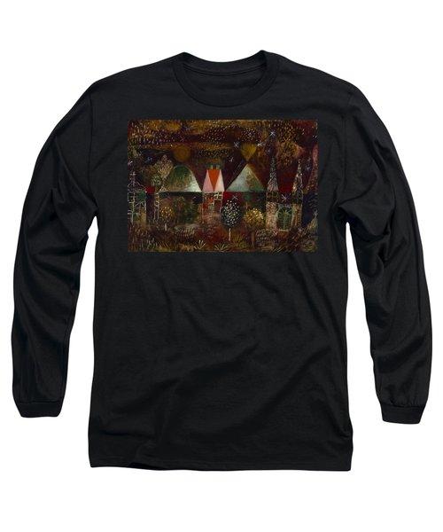 Night Feast  Long Sleeve T-Shirt