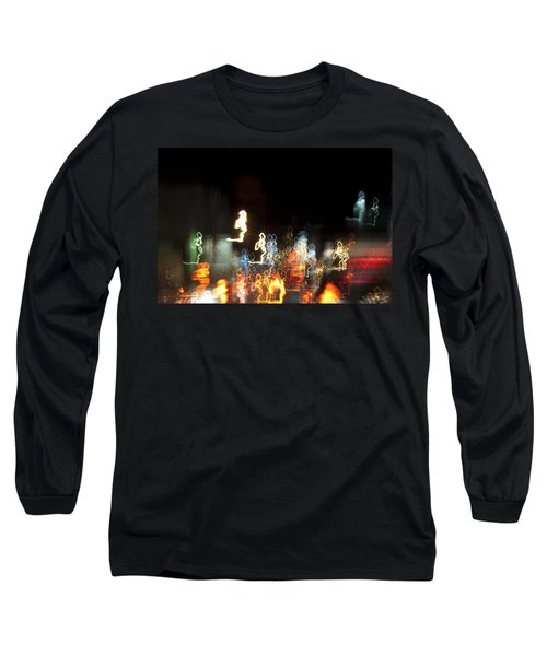 Night Forest - Light Spirits Limited Edition 1 Of 1 Long Sleeve T-Shirt