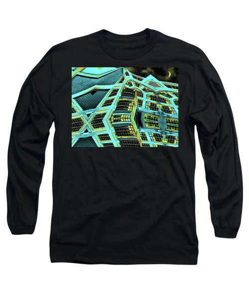 Night In This House Long Sleeve T-Shirt