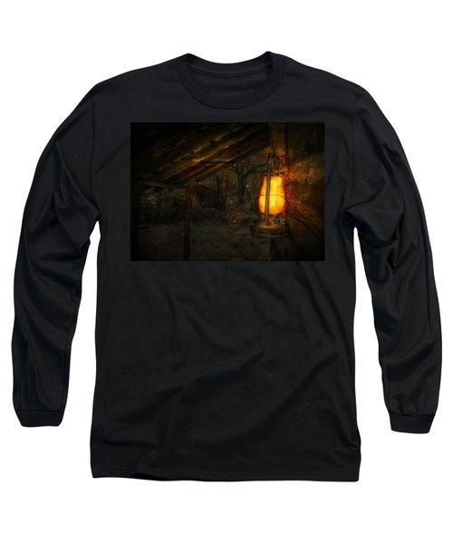 Night Is Falling Long Sleeve T-Shirt