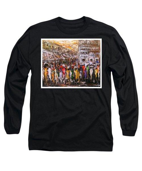 Night Market Long Sleeve T-Shirt