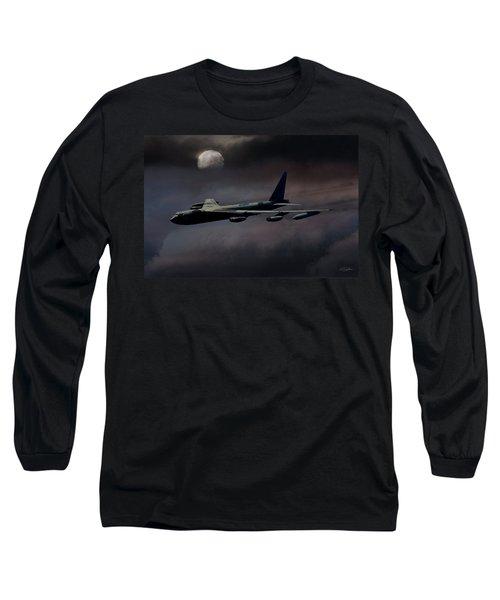 Night Moves B-52 Long Sleeve T-Shirt