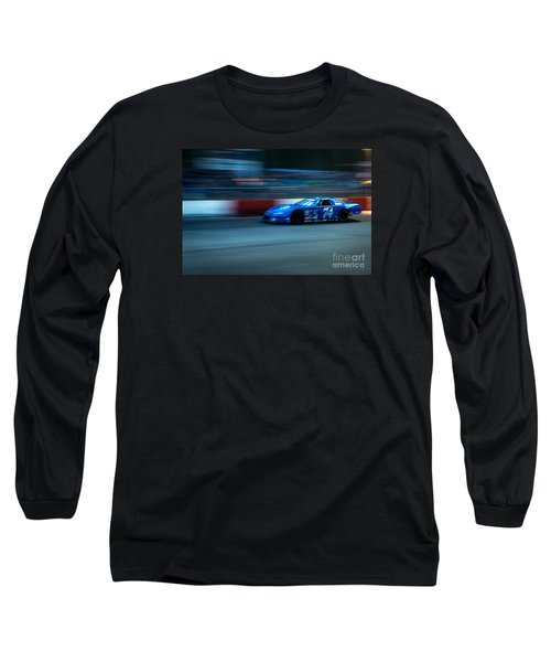 Night Race #2 Long Sleeve T-Shirt